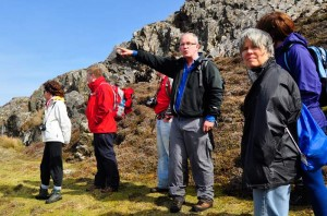 Michael Gibbons Archaeological Walks