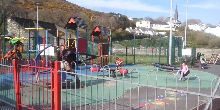 clifden playground