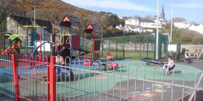 clifden playground