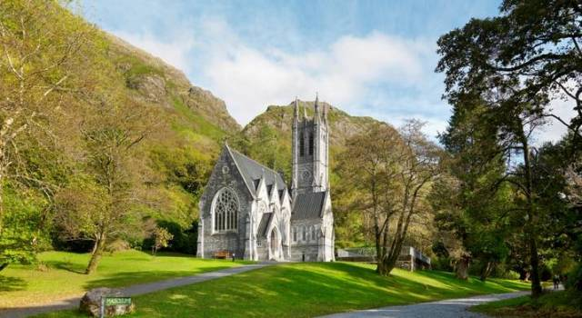 Kylemore Gothic Church