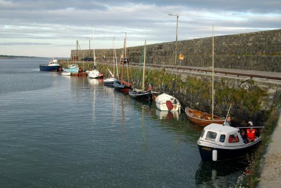 spiddal-harbour