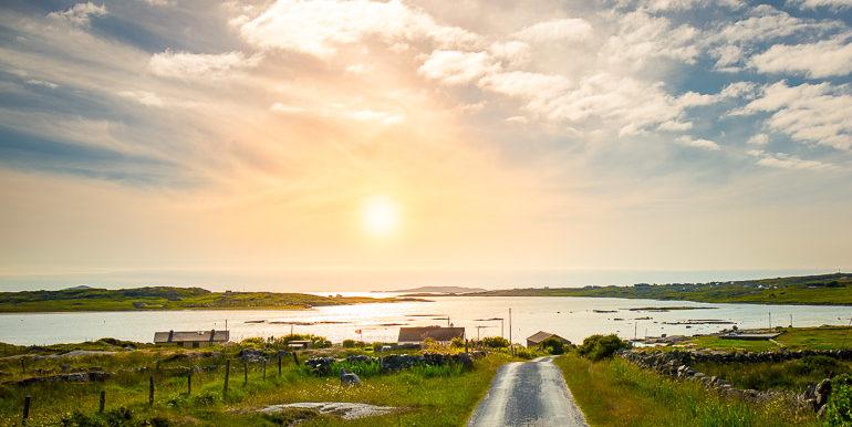 omey isl sunset-5023