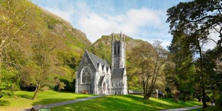 Kylemore Gothic Church