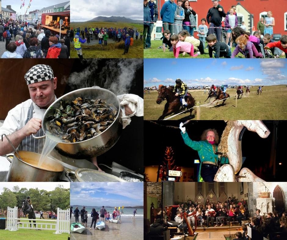 Connemara Events 2020 - Connemara Coastal Cottages