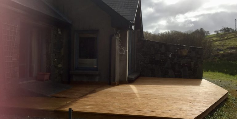 outside Decking
